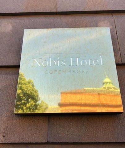 Saxe Gruppen går i højden på Nobis Hotel Tv inspektion af rør i ydervægge